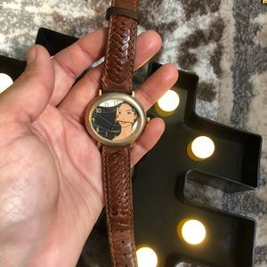 Timex Accessories - Pocahontas Watch/Timex/good conditions/vintage/